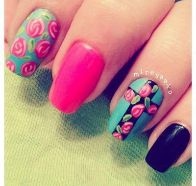 unhas-decoradas-cruz
