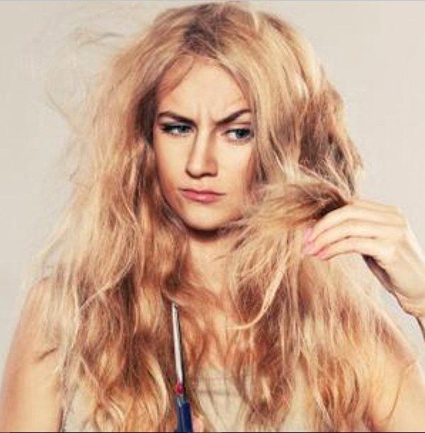 hábitos que destroem o seu cabelo