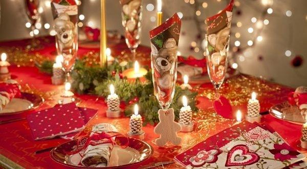 Ceia de natal - Ideias para você montar a sua mesa em casa