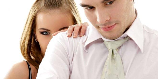 Uma namorada ciumenta é uma namorada fiel. Será?