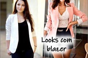 Looks com blazer - como combinar, como usar e fotos