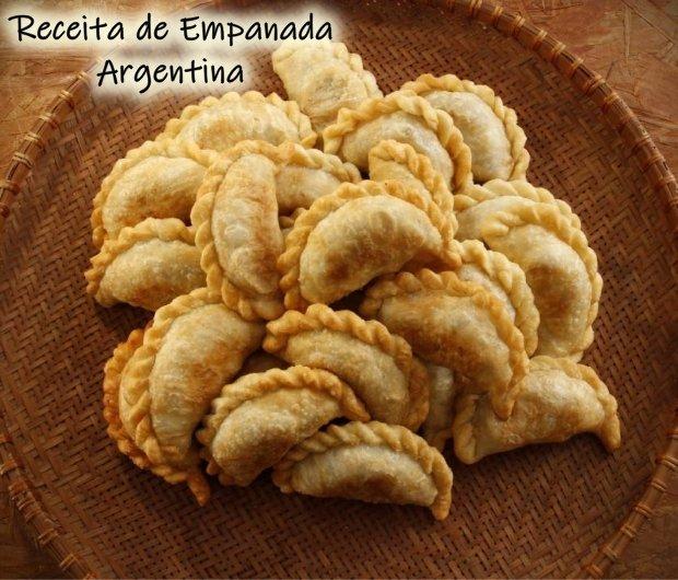 Receita de Empanada Argentina
